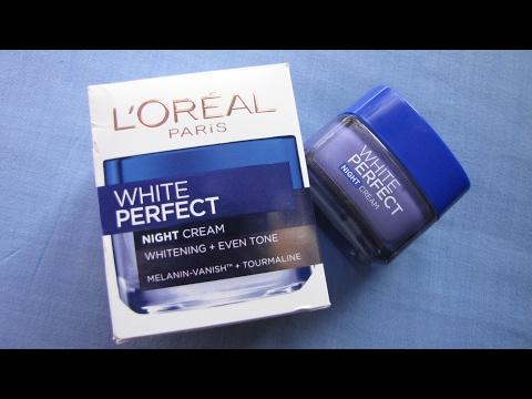 Cream puting linen review Intensive Whitening Serum