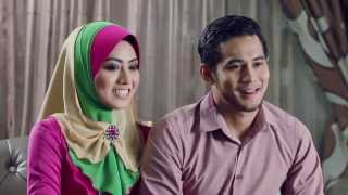 Terima Kasih Sayang - Episod 8 (Fizo Omar & Mawar)