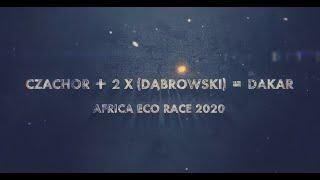 Sport bez fikcji: Czachor + 2x(Dąbrowski) = Dakar