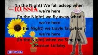 Russia's Lullaby(+LYRICS)