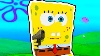 This Spongebob game is darker than you would expect