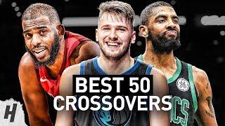 BEST 50 Crossovers & Handles of the 2018-19 NBA Regular Season
