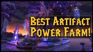 Fastest Artifact Power Farming!