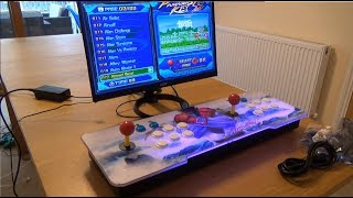 Review Of A 999 In 1 Video Games Home Arcade Console Pandoras Key 5S