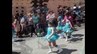 preview picture of video 'Desfile, La Union, El Salvador. 07/09/14'