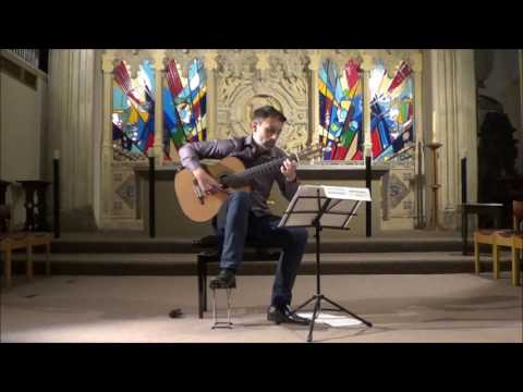 Recuerdos de l'Alhambra by F. Tarrega