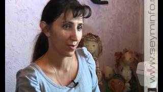Куклы-примитивы Юлии Моисеенко радуют и успокаивают