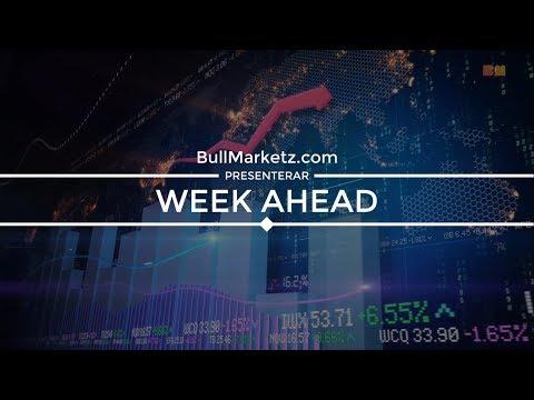 Week Ahead – Vecka 44