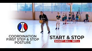 THE START & STOP DRILL ⛹️♂️ ⛹️♀️