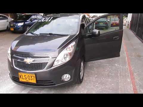 Chevrolet Spark 2011 -