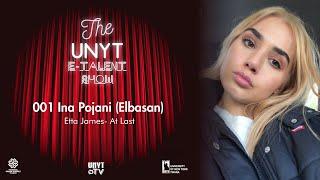 UNYT E-Talent Show 02 May 2020 Ina Pojani 001