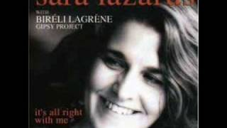 Sara Lazarus-What a Little Moonlight Can Do