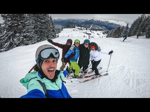 BEST SKI TRIP HOLIDAY!