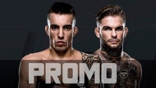 Томас Алмейда - Коди Гарбрандт PROMO / Thomas Almeida vs Cody Garbrandt
