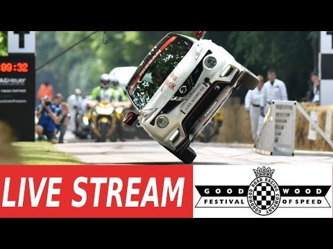 Goodwood Festival Of Speed Live Stream Watch All The Action As