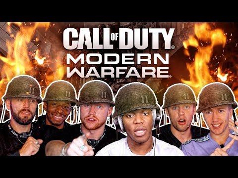The SIDEMEN play MODERN WARFARE (Sidemen Gaming)