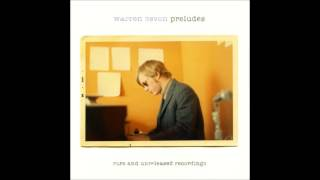 Warren Zevon - Empty-Hearted Town