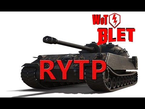 Chrysler K | RYTP  | Обновление 5.7 WoT Blitz