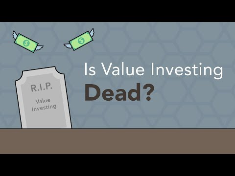 The Death of Value Investing?   Phil Town