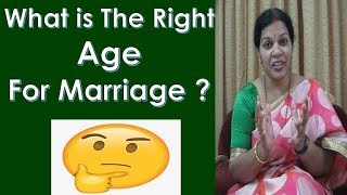 """When to get married ?"" Million Dollar Question By Youth"