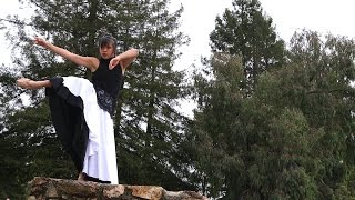 Members of Sarah Bush Dance Project Commune with Oakland's Landscape | KQED Arts