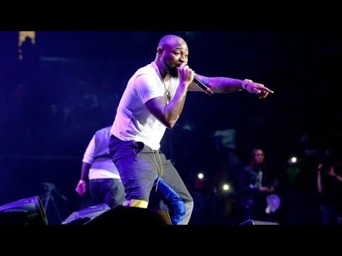 """Davido Goes Crazy As He Performs """"Risky"""" For The First Time In Instanbul Turkey"""