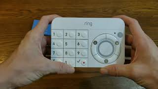Ring security Keypad review
