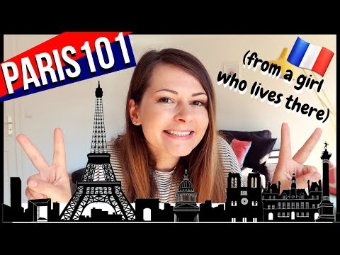 10 TIPS FOR YOUR FIRST TIME IN PARIS | Visit Paris & Love it!