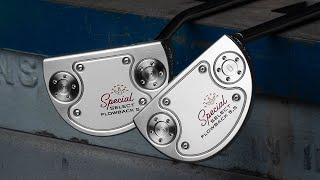 Scotty Cameron Special Select Flowback 5 Putter-video