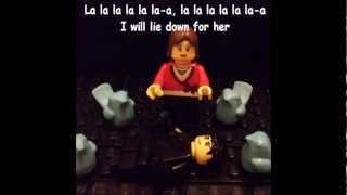 Suede - To The Birds (in Lego). With Lyrics & Music