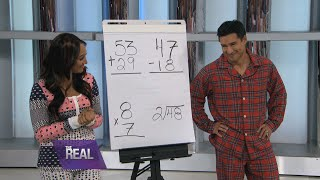 Mario Lopez Plays a Game of 'Saved by the Bell'