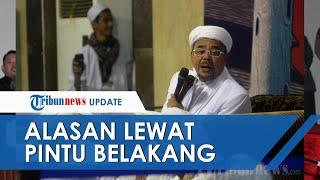 Terkuak Alasan Habib Rizieq Keluar Diam-diam Lewat Pintu Belakang RS Ummi Bogor