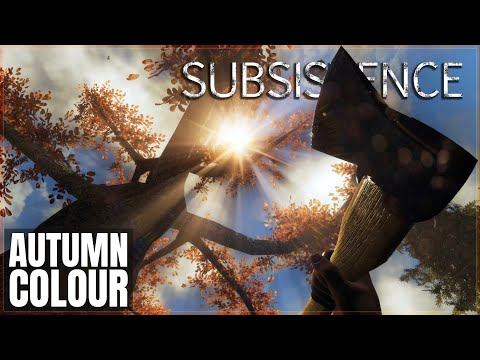 AUTUMN DAYS | Subsistence | Let's Play Gameplay | S6 33