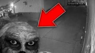 5 Vídeos Paranormales Increíbles Captados Por Cámaras De Seguridad