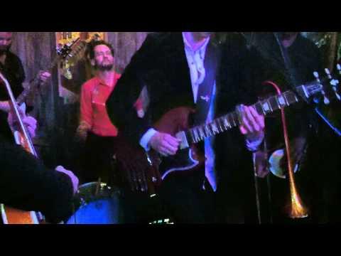 Rusty de la Croix - How Blue can you Get - Brickyard