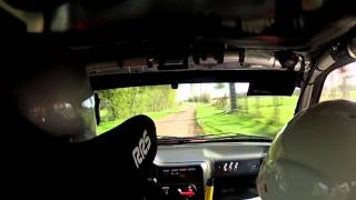 preview picture of video 'Rallye Vervins 2015 -- ES 1 -- BOCQUART / DE BAETS - KMAXRACING'