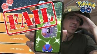 WORST EVENT IN POKÉMON GO HISTORY? Why the Shiny Feebas Event Failed in Pokémon GO