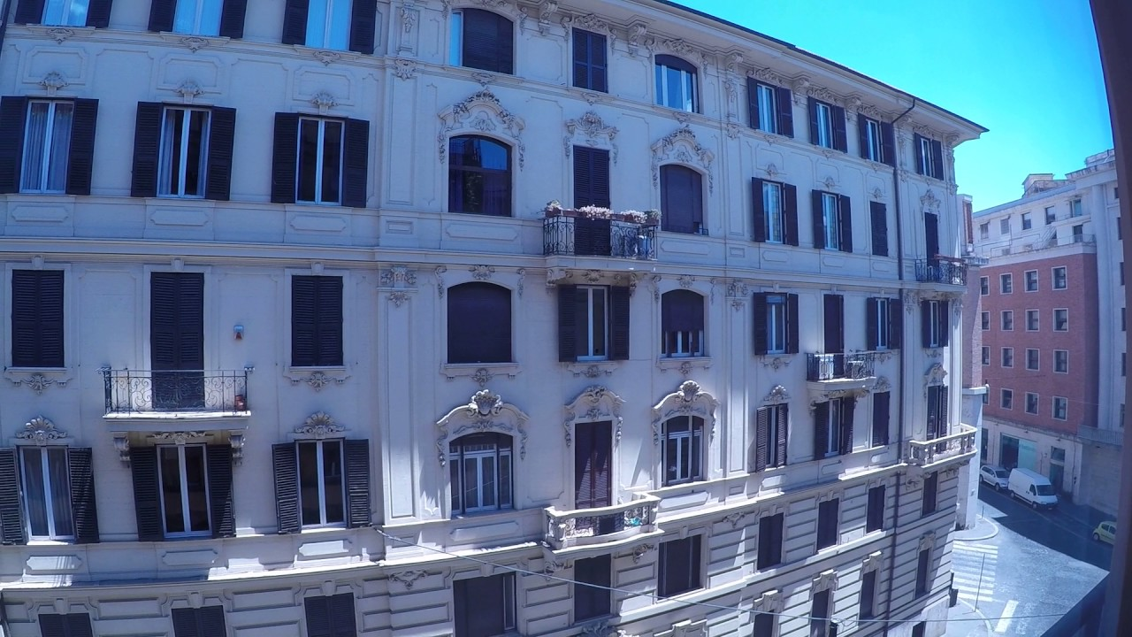 Rooms for rent in a 5-bedroom apart-hotel in Centro Storico