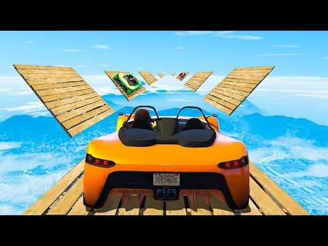 I ATTEMPTED THE HARDEST SKILL TEST ! ( GTA 5 Funny Moments )