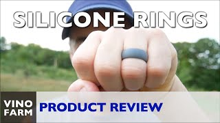 Safety Tip - Silicone Rings Reviewed and Compared (ROQ vs Vitalius)