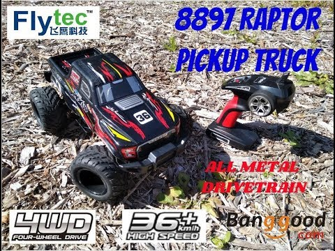 Flytec 8897 Raptor Pickup Truck Review