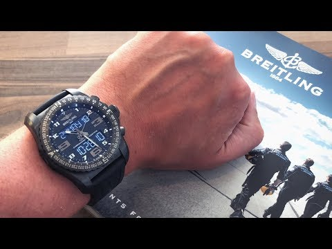 In Depth Review – Breitling B50 Cockpit