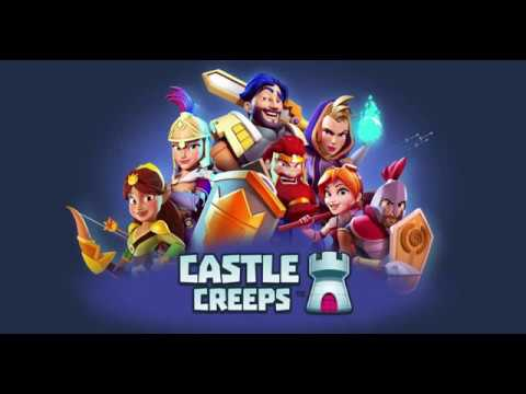 Castle Creeps TD wideo