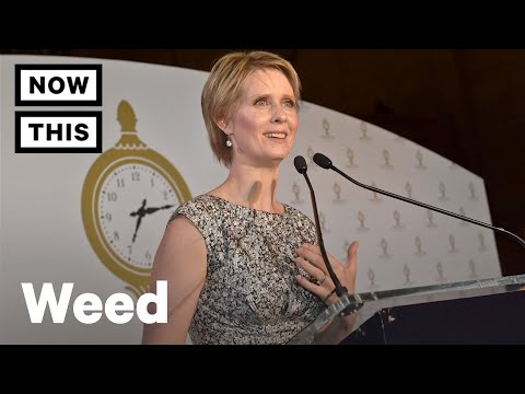 Why Cynthia Nixon Wants to Legalize Weed In New York | NowThis