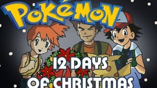 12 Days of Christmas (Pokemon Edition)