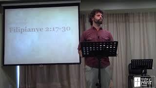 Filipianëve 2;17-30.