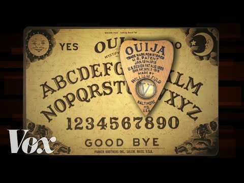 The Odd History of Ouija Boards