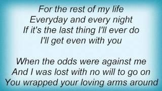Leann Rimes - I'll Get Even With You Lyrics