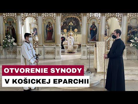 V košickej katedrále otvorili prvú fázu nadchádzajúcej synody