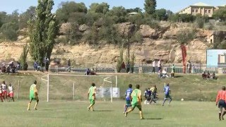 Kick4Life FC Goals V Mphatlalatsane FC